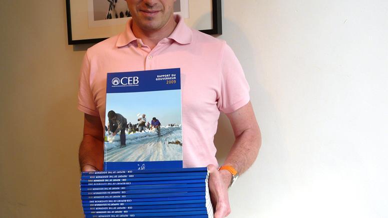 rapport annuel CEB