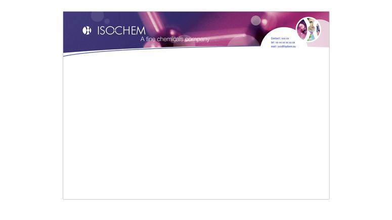 création de PowerPoint Isochem